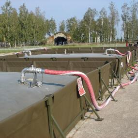 Réservoir souple carburant