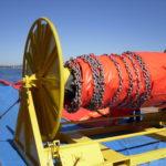 Barrage flottant anti pollution