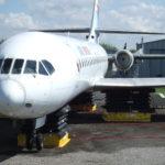 Coussin levage avion