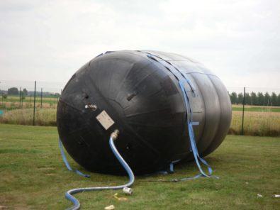 Obturateur gonflable haute pression