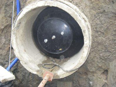 Obturateur gonflable pour canalisation
