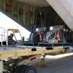 Point ravitaillement campagne réservoir souple aéronautique