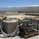 Réservoir souple carburant groupe motopompe