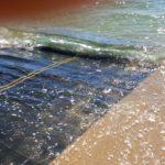Tapis plageage zone marnage
