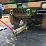 Tapis de maintenance véhicule
